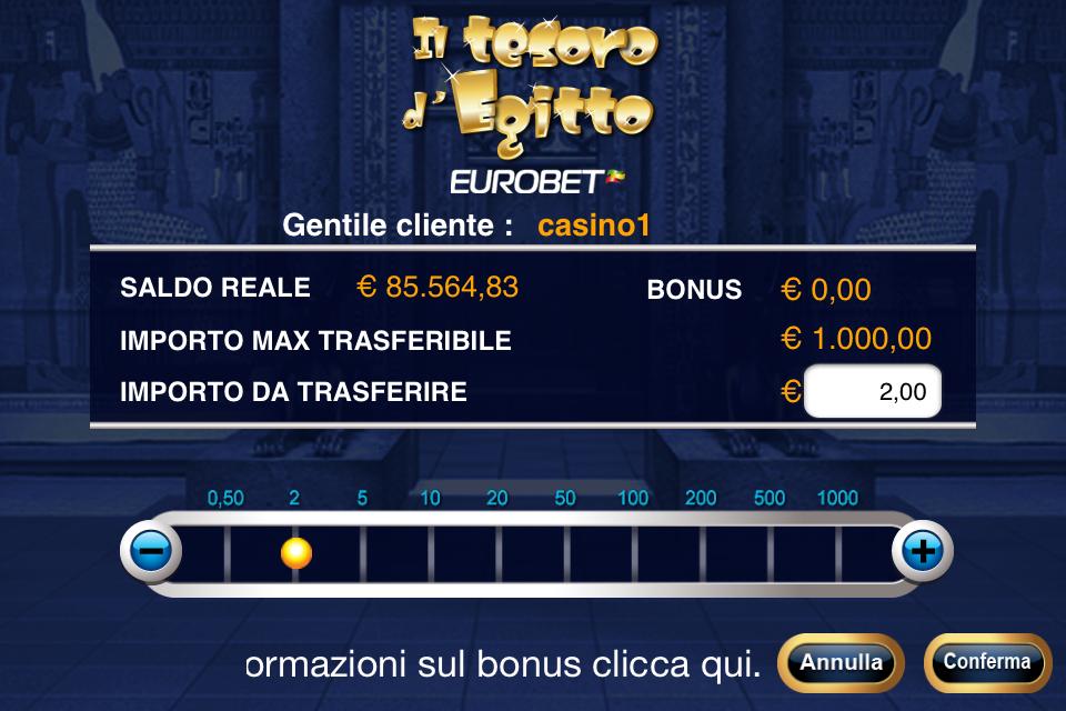 Eurobet casino 15