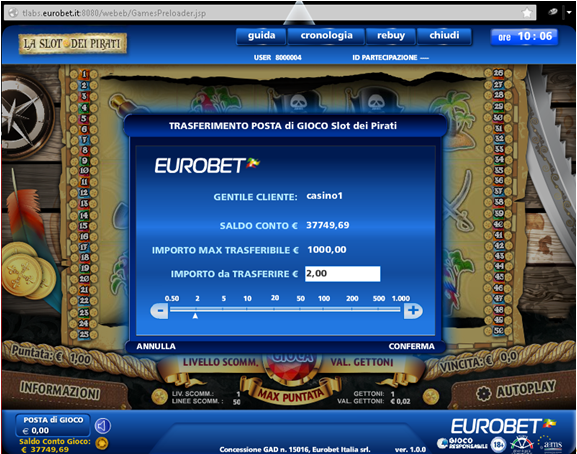 EuroCasinoBet Casino Review